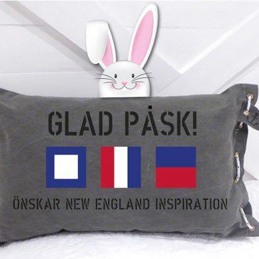 GLAD PÅSK PÅ ER ALLA ÖNSKAR NEW ENGLAND INSPIRATION!