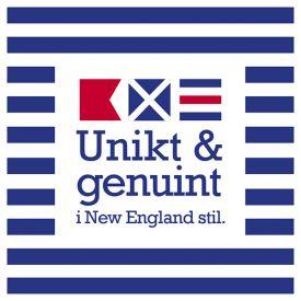 Unikt och genuint i New England stil